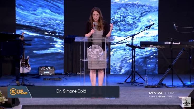 Enkele leugens op een rijtje door Dr. Simone Gold