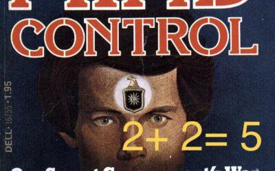 De kracht van 'hypnose' en 'mind control' helder uitgelegd in het oud Perzisch sprookje '2 + 2 = 5'.