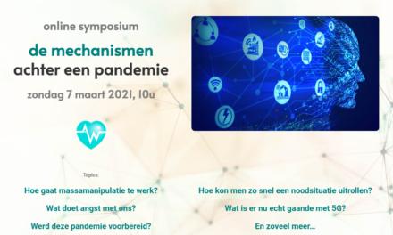 Symposium AVV op 7 MAART: de mechanismen achter een pandemie
