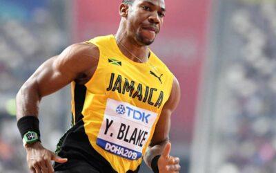 Topatleet Blake zegt liever Spelen te missen dan dat hij zich laat vaccineren