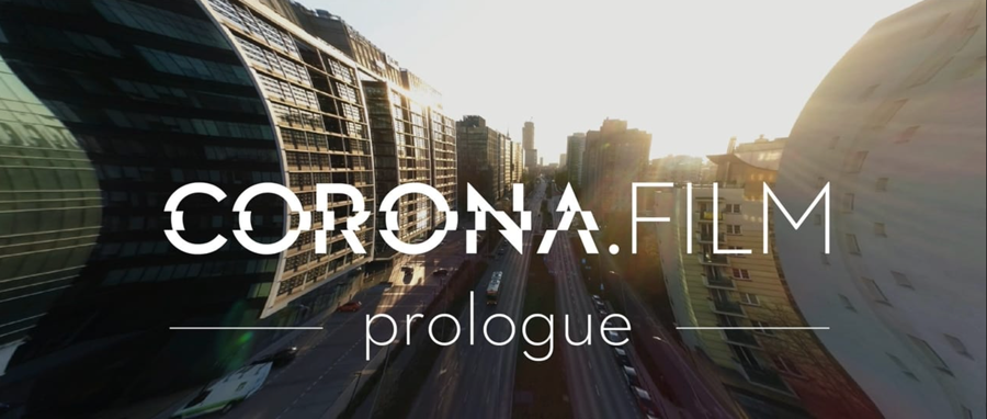 corona film proloog