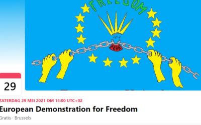 European Demonstration for Freedom