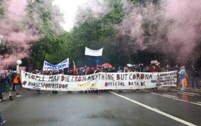 World Wide Demonstration – 15 mei