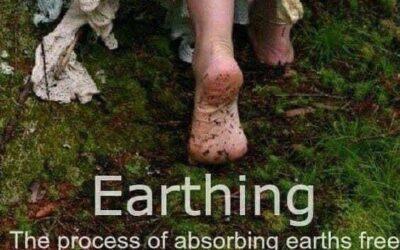 De helende kracht van aarden of blootsvoets op de aarde staan
