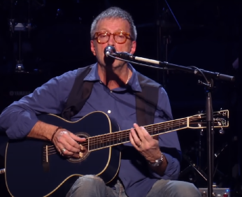 Eric Clapton: over 'pandemie' en vaccin