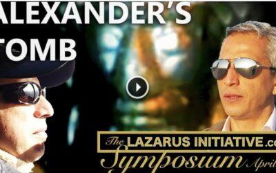 Indiana Jones 21ste eeuw: Teamproject 'De verloren geheimen van Alexander de Grote' met Mohamed SATISS.