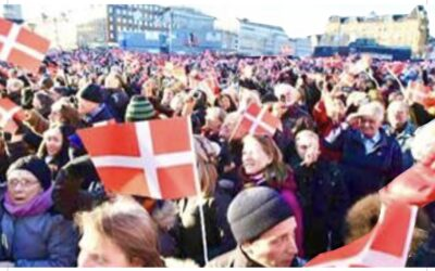 Denemarken treedt in de voetsporen van Florida en heft alle coronamaatregelen op