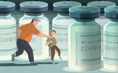 Actiebrief tegen vaccinatie op school
